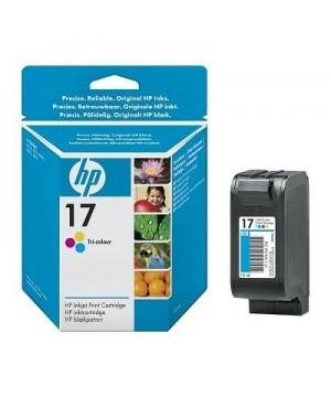 Tusz HP Nr 17 kolor 15ml